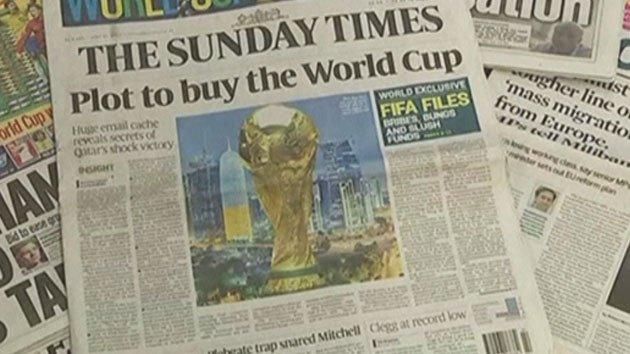 영국 신문 The Sunday Times