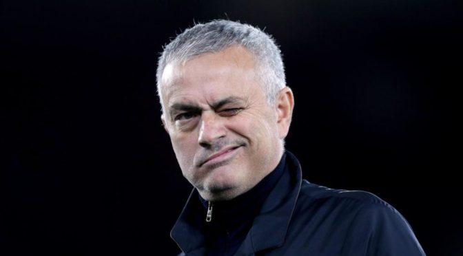 무리뉴 다시 레알로 복귀하나?